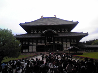 東大寺!!